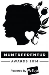 Mumpreneur Awards Logo BW