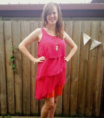 Sophie Wearing Swishable Rara