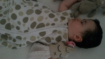 Gobstopperz Baby Comforter