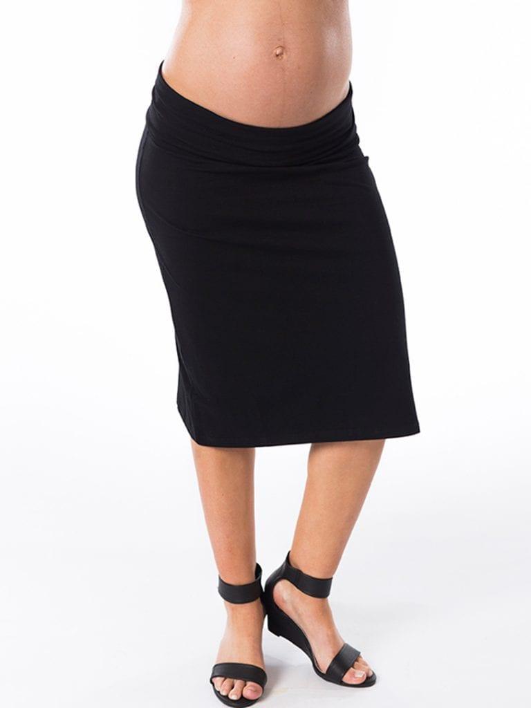 Cotton Maternity Skirt