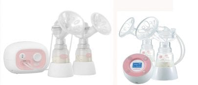 Unimom Breast Pumps: Forte and Minuet