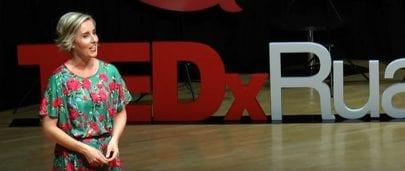 Franny McInnes Ted Talk