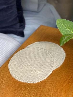 Wool Breast Pads